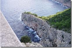 Smuk udsigt ved Formentor