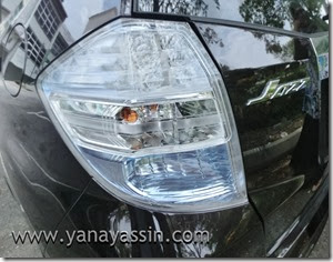Honda Hybrid Honda Jazz  432
