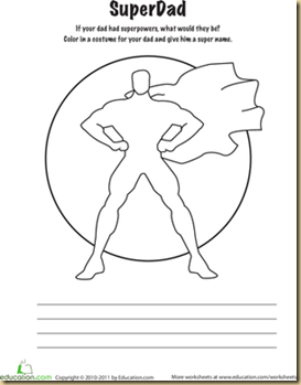 super-dad-coloring-page-handwriting