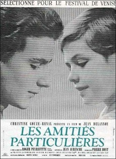 Poster Les Amities Particulieres