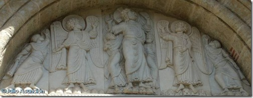 Tímpano - Basílica de Saint Sernin - Toulouse