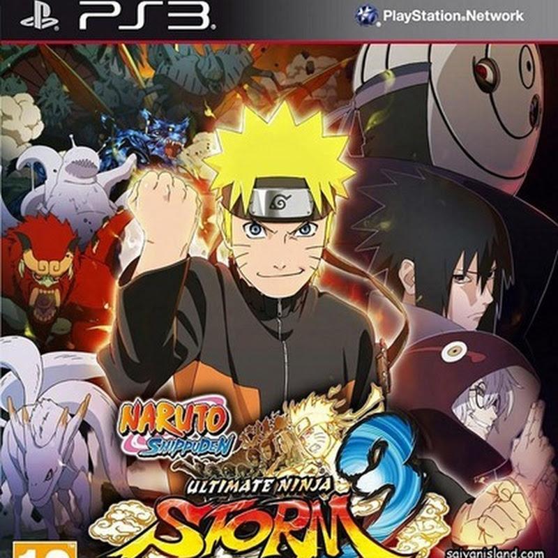Naruto Shippuden: Ultimate Ninja Storm 3 Previsto Para O Dia 03 de Março [+Trailer]