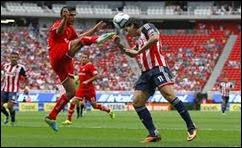 Toluca vs Guadalajara