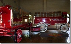 Clydesdales wagons