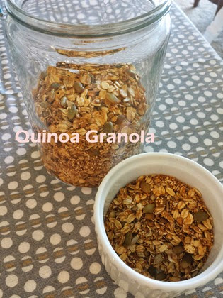 Quinoa Granola_2
