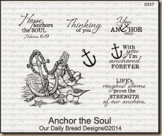 Anchor the Soul