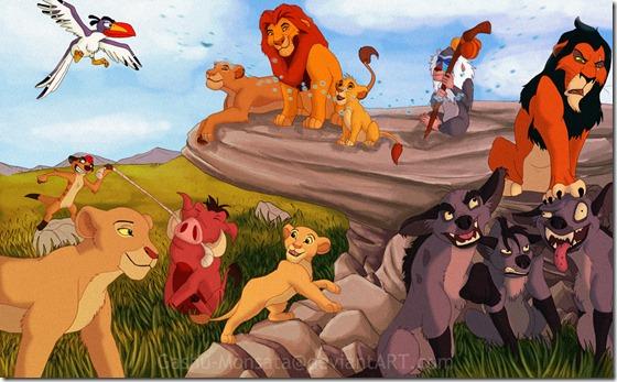 El Rey León,The Lion King,Simba (4)