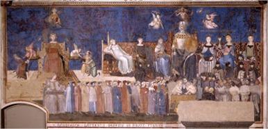 Allegoria del Buon Governo_Lorenzetti
