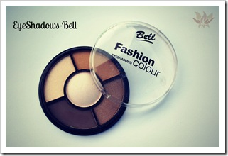 eye shadows bell