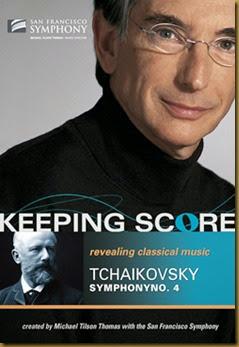 Tchaikovsky 4 Tilson Thomas DVD
