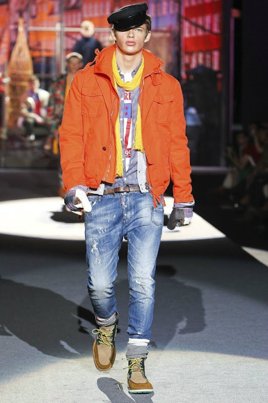 Milan Fashion Week Primavera 2012 - Dsquared² (33)