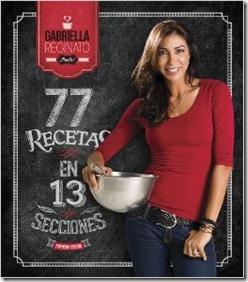 77 recetas en 13 secciones