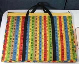 ruler bag