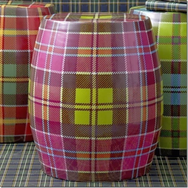 tendenza tartan - home decor - arredamento (9)
