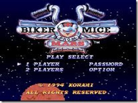 biker mice from mars 1