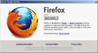 Versi Mozilla Firefox