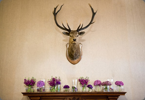 antlers Sarah Elizabeth Photography - Planet Flowers - The George Hotel Edinburgh - Wedding Flowers (6)