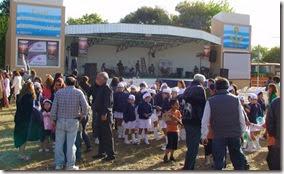 La Municipalidad entregó subsidio a la Fiesta de la Náutica y el Mar