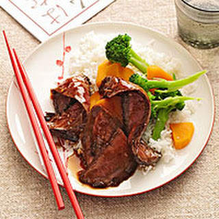 Teriyaki Steak With Broccoli Recipes