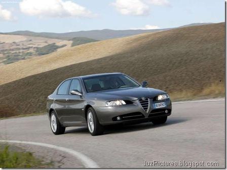 Alfa Romeo 166 (2004)2