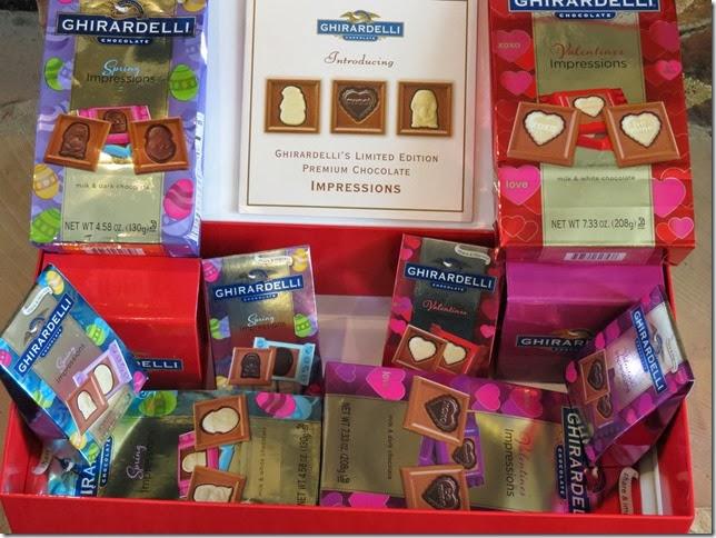 Ghirardelli Chocolate Impressions