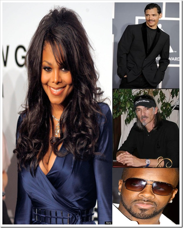 Janet Jacson Married James DeBarge and Rene Elizondo & Engaged with Jermaine Dupri