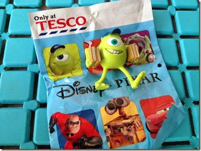 TESCO X Disney PIXAR: All Star Friends