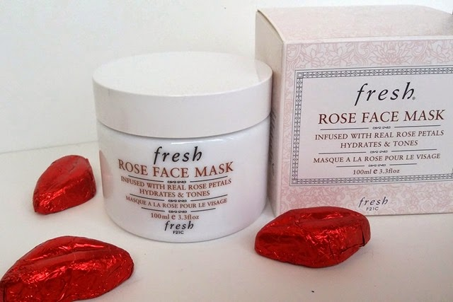 Fresh Rose Face Mask Review (2)