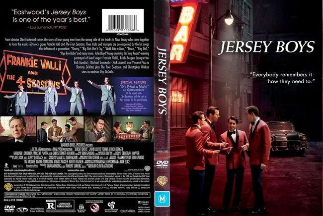 Jersey Boys Castellano Dvd9