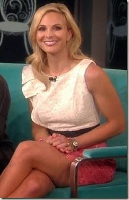 Elisabeth Hasselbeck Legs