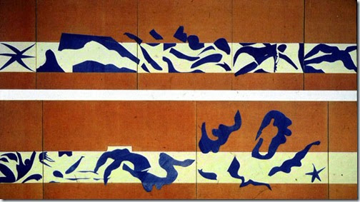 Matisse swimming pool