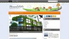 Houseestate blogger template 225x128