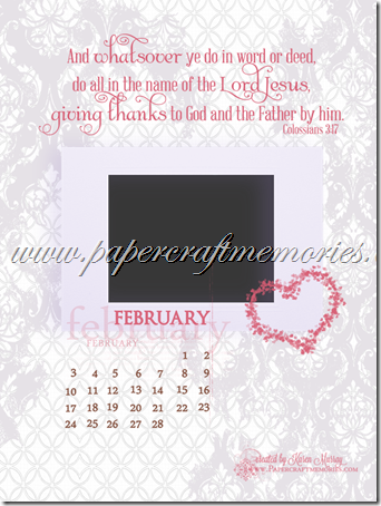 February 2013 ipad blank