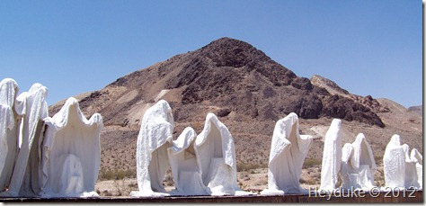Rhyolite Last Supper