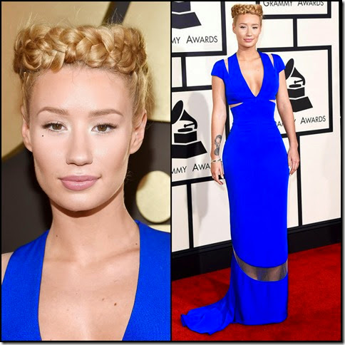 Iggy 57th Grammy