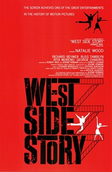Poster West Side Story
