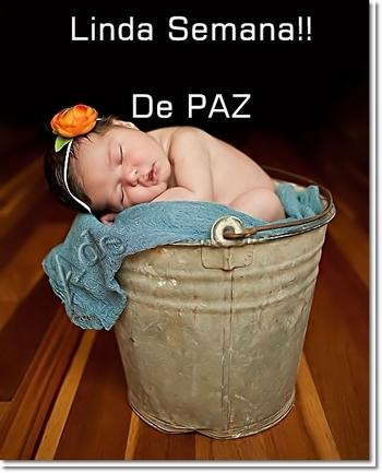 Linda semana de paz foto de criança dormindo bebe