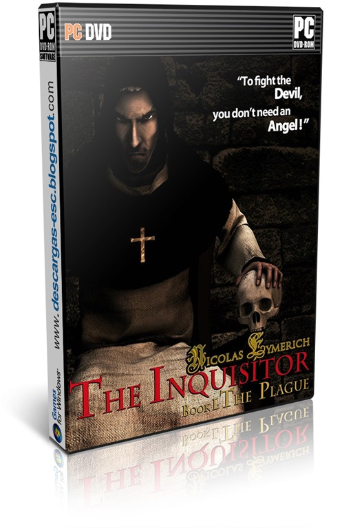 The Inquisitor Book I The Plague-RELOADED-www.descargas-esc.blogspot.com