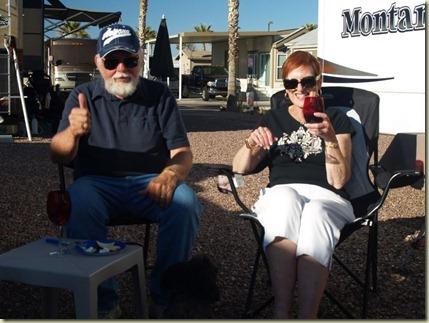 Mo and Jill