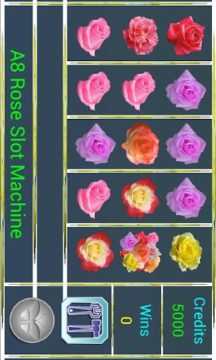 【免費紙牌App】A8 Rose Slot Machine-APP點子