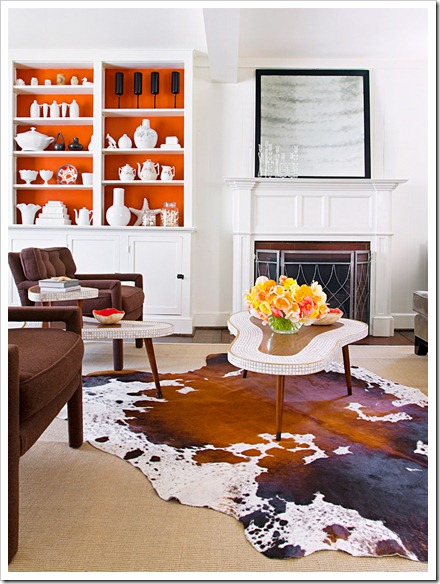 layered rugs DHomeMag