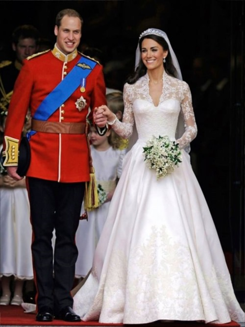 kate wedding prince william