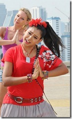 Actress Niti Taylor Spicy Hot Images in Pelli Pustakam Movie
