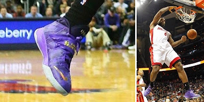 nike zoom soldier 7 pe timeline 140120 shoe soldier7 bhmpe King James and His 26 Different Nike Zoom Soldier VIIs in 2013 14