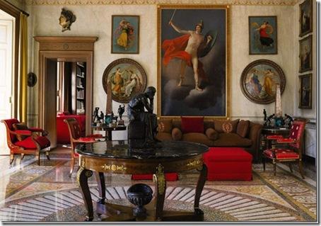 Gianni Versace villa Como