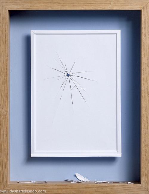 obras de arte em papel 3D origami Peter Callesen desbaratinando (43)