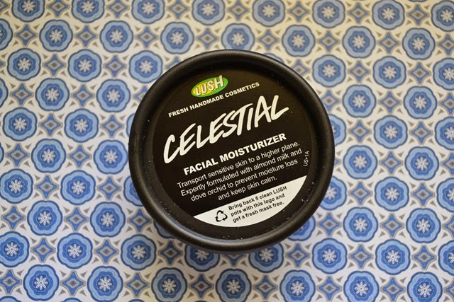 Lush Celestial Facial Moisturizer