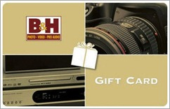 B&amp;H Gift Card
