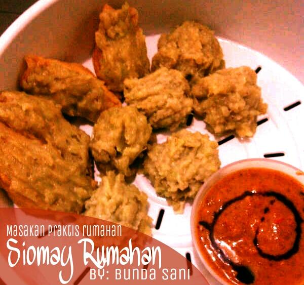 siomay rumahan resep masakan praktis rumahan indonesia