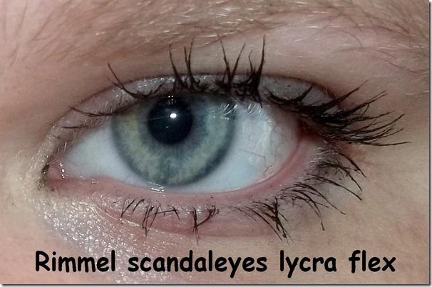 rimmel scandaleyes lycra flex